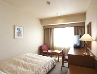 ホテルコンコルド浜松のシングルルーム