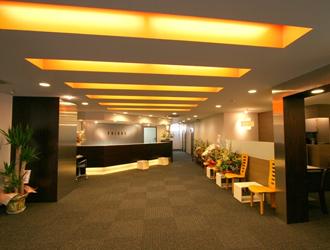 ホテルパルーデ釧路