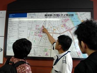 新潟駅周辺