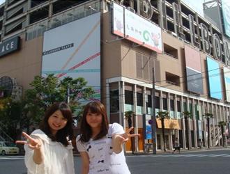 新潟駅北側