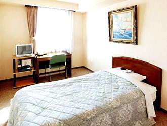 「ホテル西尾」シングルルーム