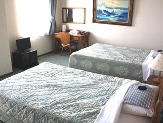 「ホテル西尾」ツインルーム
